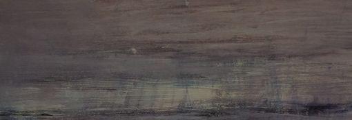 "Helen Sutton 20th Century ""Dawn"" Mixed Media on Paper, 17cm x 48cm, framed"