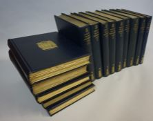 Book of the Old Edinburgh Club, Fourteen volumes from 1908 to 1945, Printed for the members of the