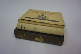 Three Books on The Kings Own Scottish Borderers, Comprising of War History 1939-1945, Borderers in