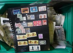 A Large Quantity of Assorted Stamps and First Day Covers, to include British and World stamps