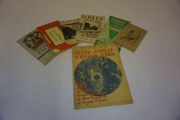 A Mixed Lot of Vintage Postcards, Photographs and Ephemera, to include ordnance survey maps,