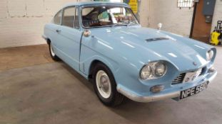 1966, Bond Equipe, Gt4s, 2.0L 6cyl, Rare, not many of these were made, based on the Triumph Vitesse,