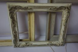A Lot of Contemporary Picture Frames, (9)