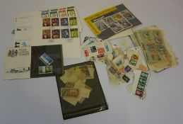 A Quantity of Stamps and First Day Covers