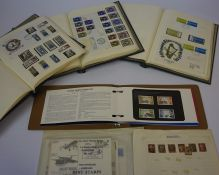 A Large Quantity of Stamps and First Day Covers, to include world stamp albums