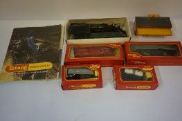 A Quantity of Hornby Carriages and Rolling Stock by Tri-ang, circa 1950s and later, also to