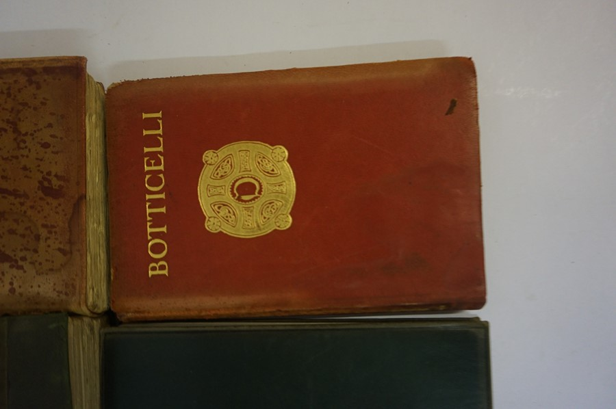 Lot 59 - Mixed Lot of Leather Bound Books, circa late 19th / early 20th century, approximately 20 in total