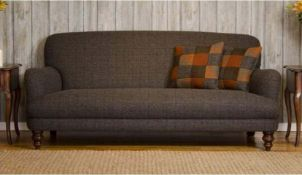 Harris Tweed Glencoe Midi Sofa, Condition reportThe dimensions are 36 inches (92cm) total width,