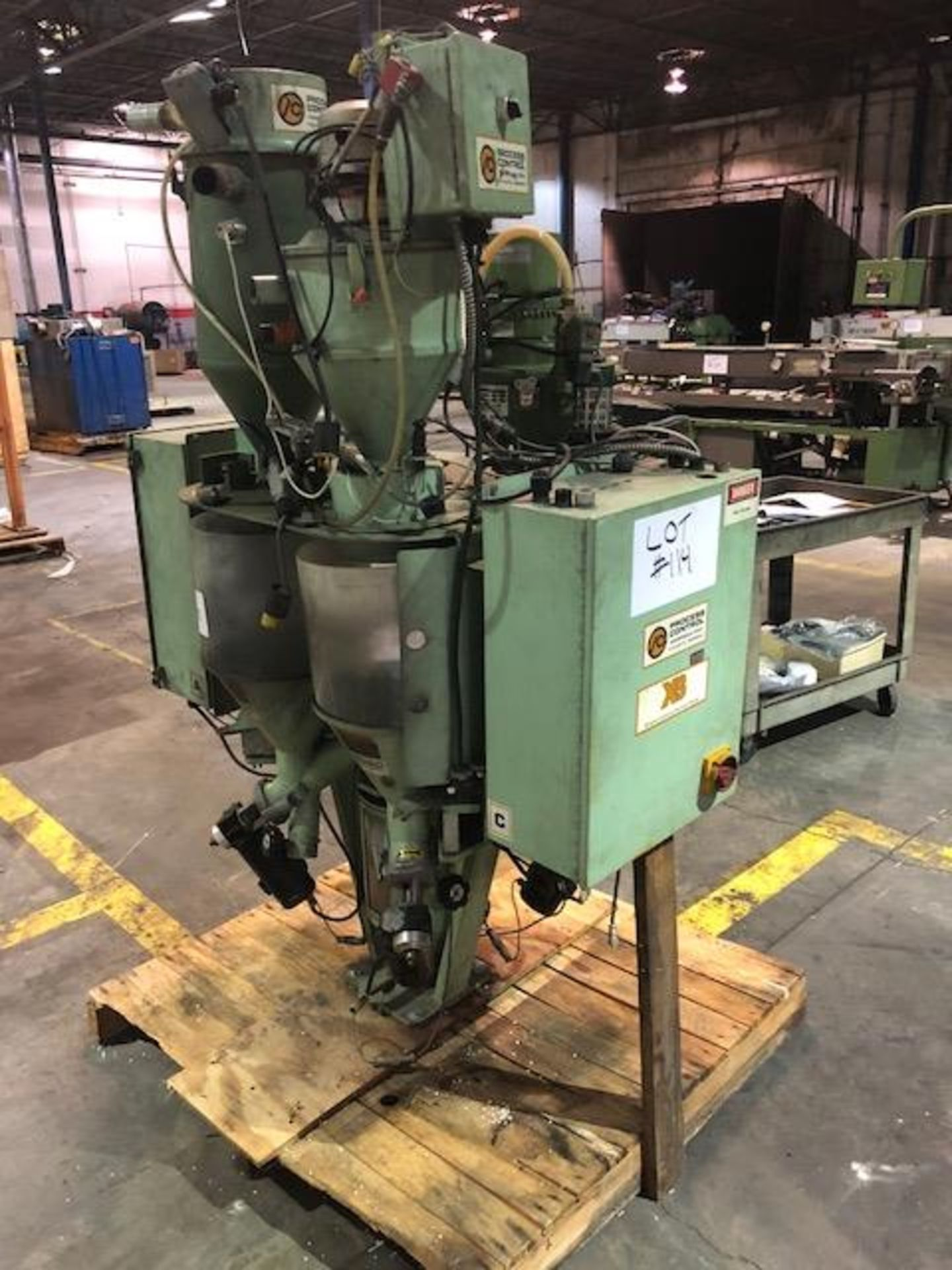Lot 114 - Process Control Gravimetric Blender