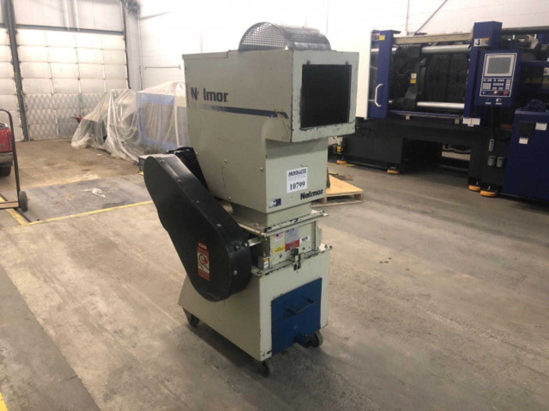 Lot 115A - 5 HP Nelmor 1012 Granulator