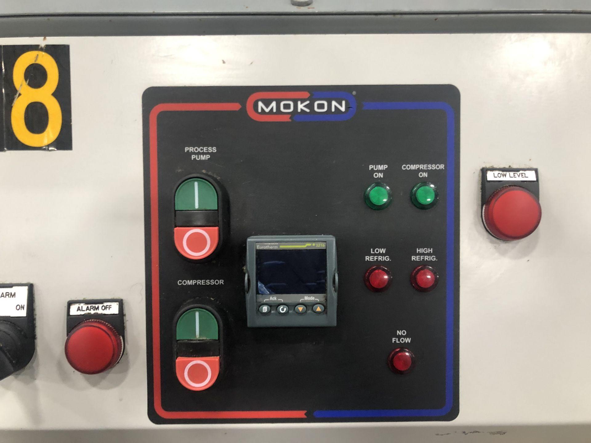 Lot 116B - 10 Ton Mokon Water Cooled Chiller