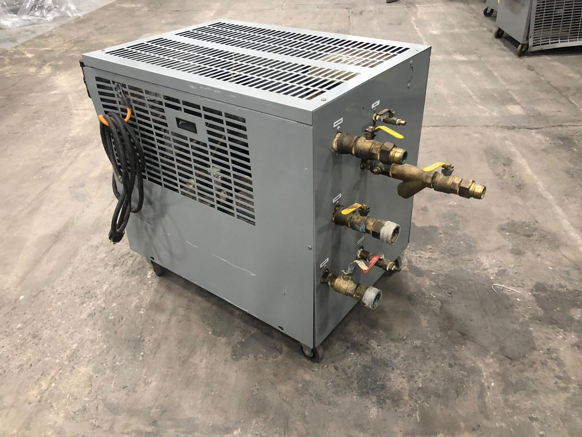 Lot 116A - 5 Ton Mokon Water Cooled Chiller