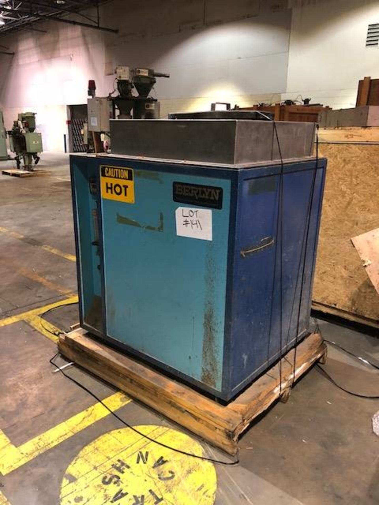 Lot 141 - Parts Washer