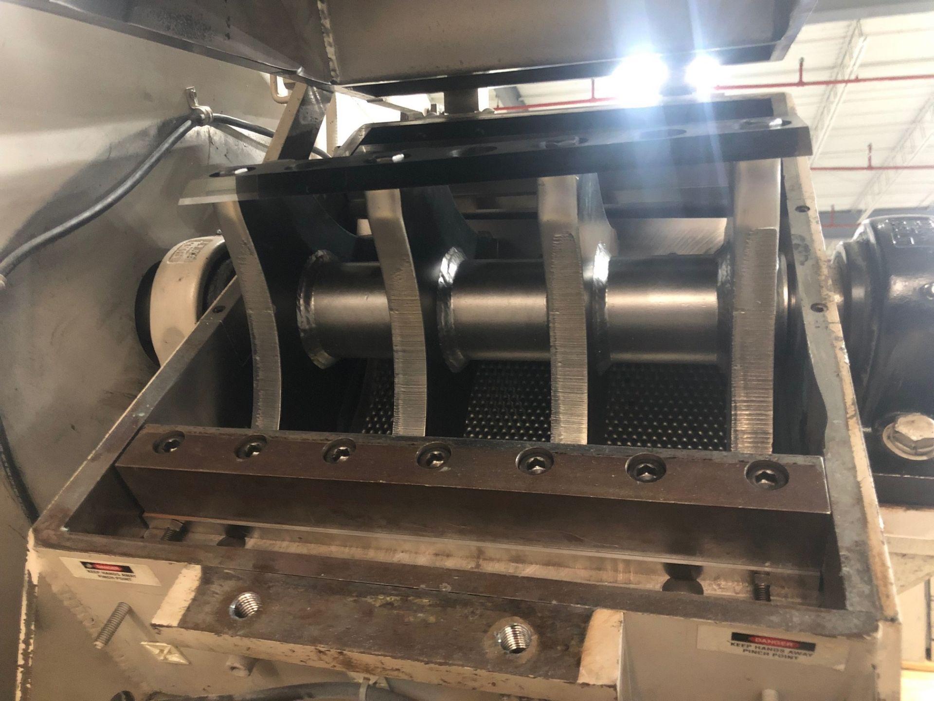 Lot 121 - 20 HP AEC G1620 Granulator
