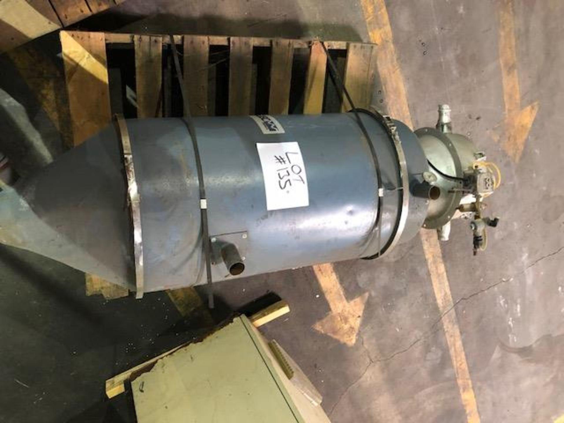 Lot 135 - Whitlock Drying Hopper