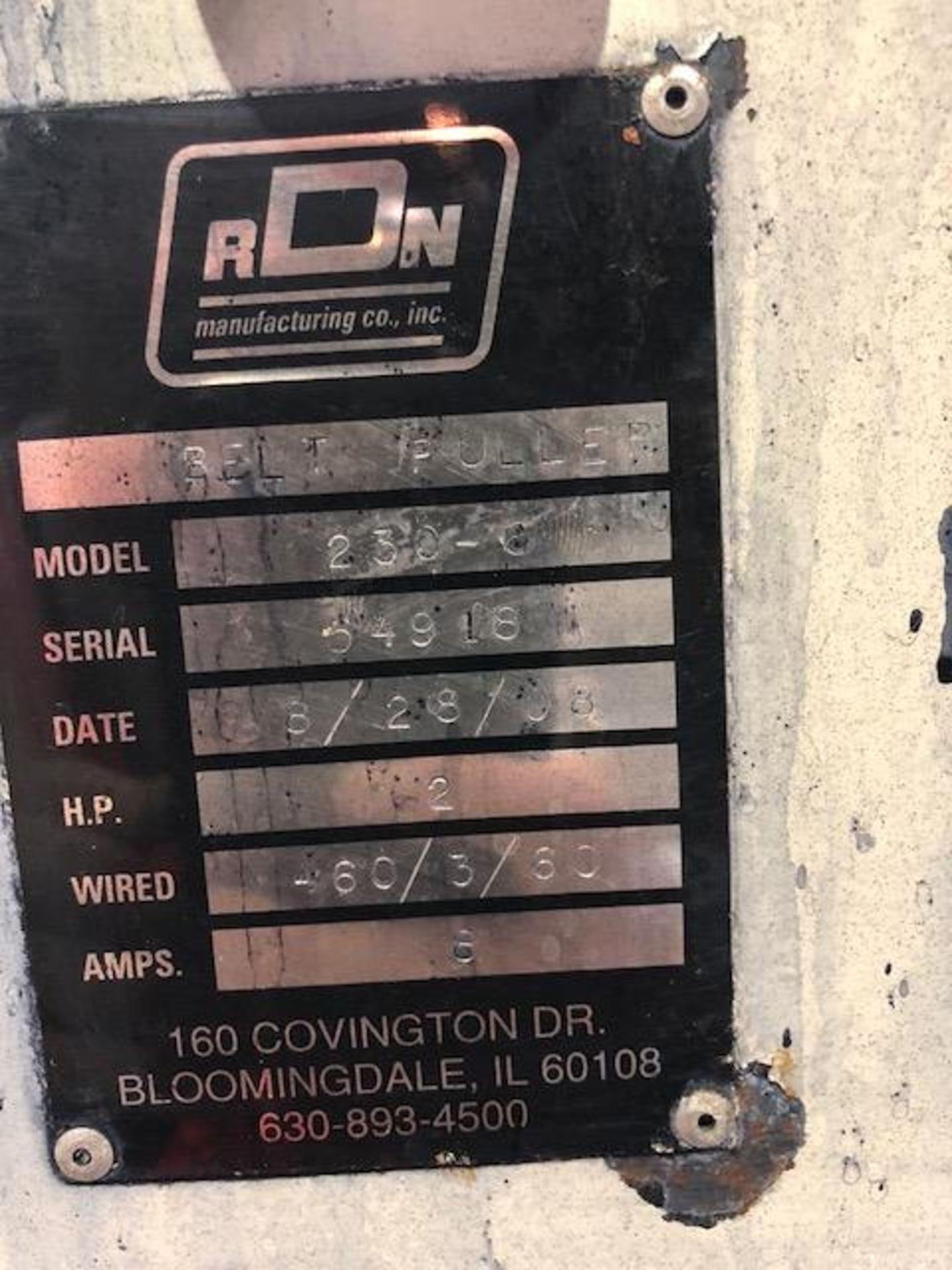 Lot 123 - RDN Belt Puller