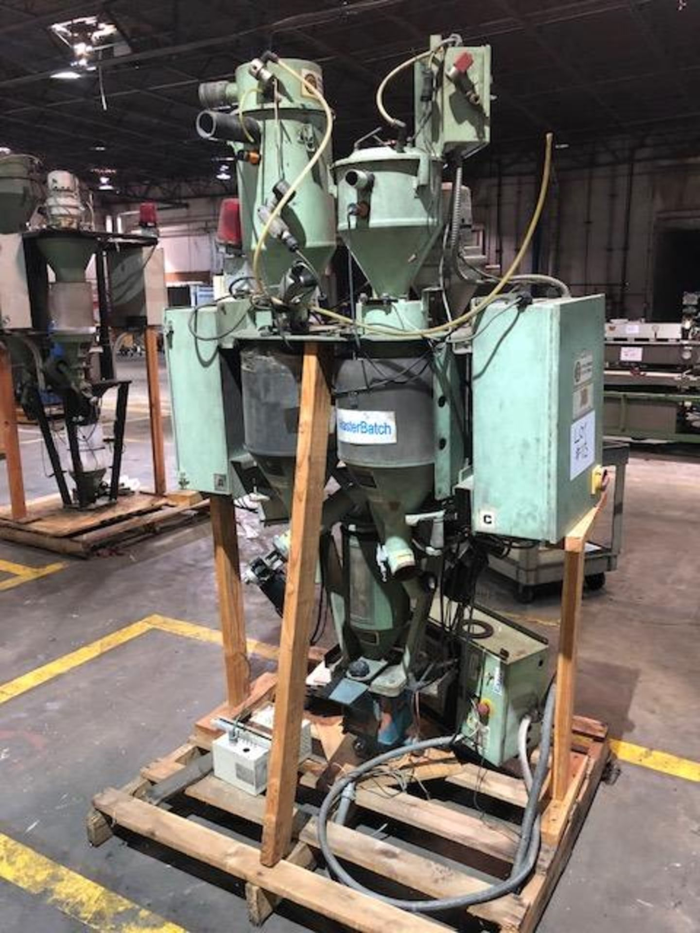 Lot 113 - Process Control Gravimetric Blender