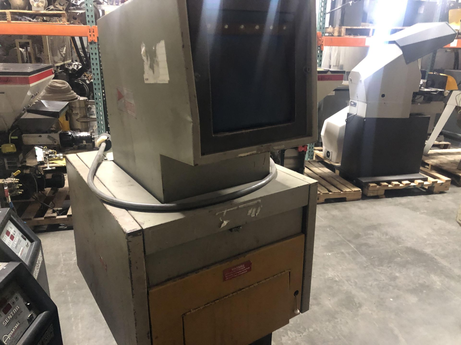 Lot 115B - 5 HP Nelmor Granulator