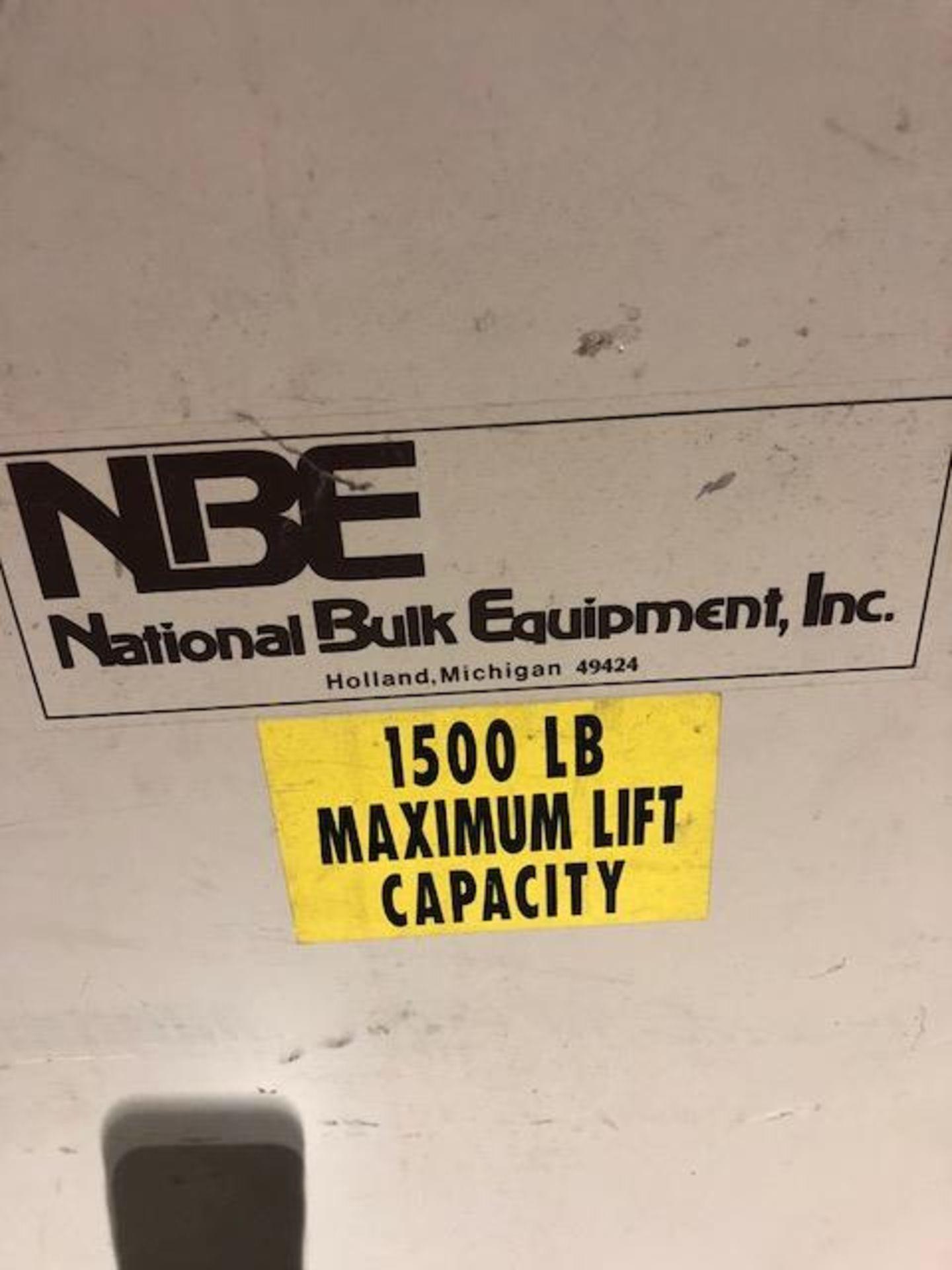 Lot 139 - NBE Dump Table