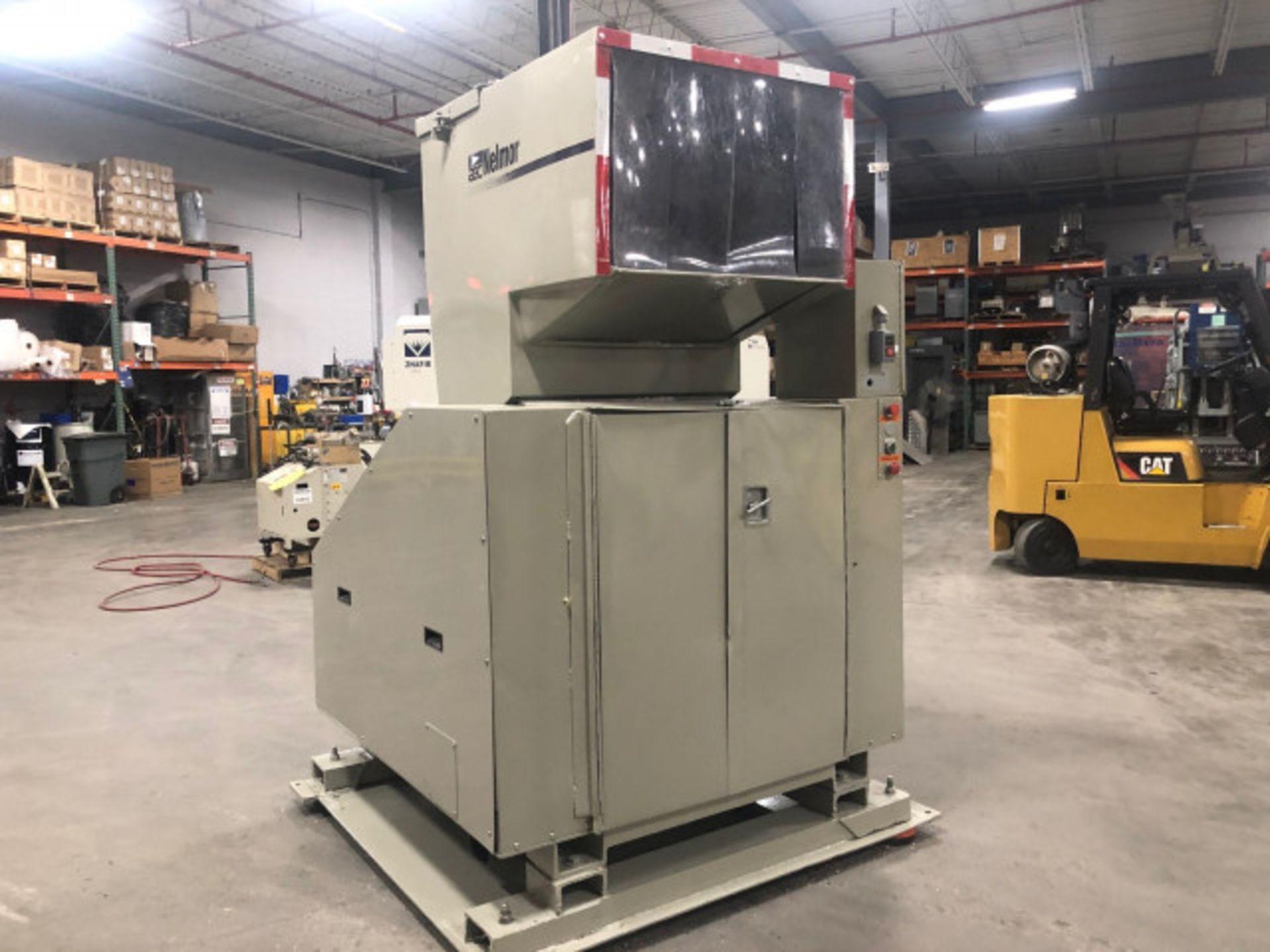 Lot 121A - 50 HP Nelmor Granulator