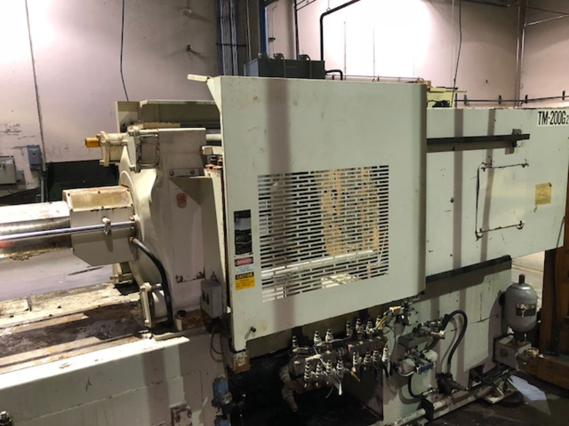 Lot 136 - Toyo TM-200 G2 Plaster Injection Molding