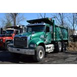Lot 3 - 2017 Mack GU713 Standard Cab Tri-Axle, Dump Truck