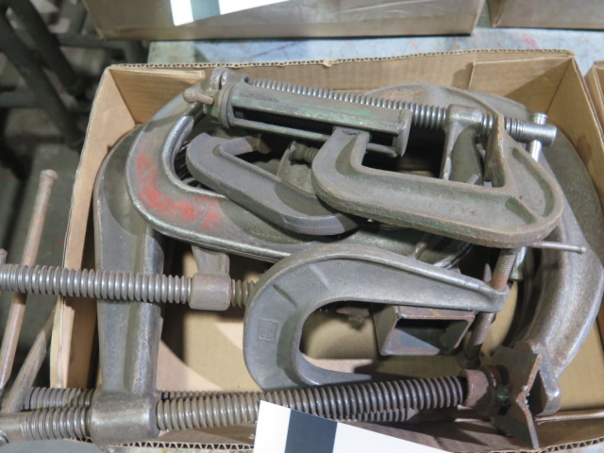 Lot 177 - C-Clamps
