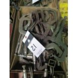 Lot 21 - Welding Clamps