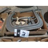 Lot 167 - C-Clamps
