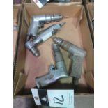Lot 12 - Pneumatic Drills (4)