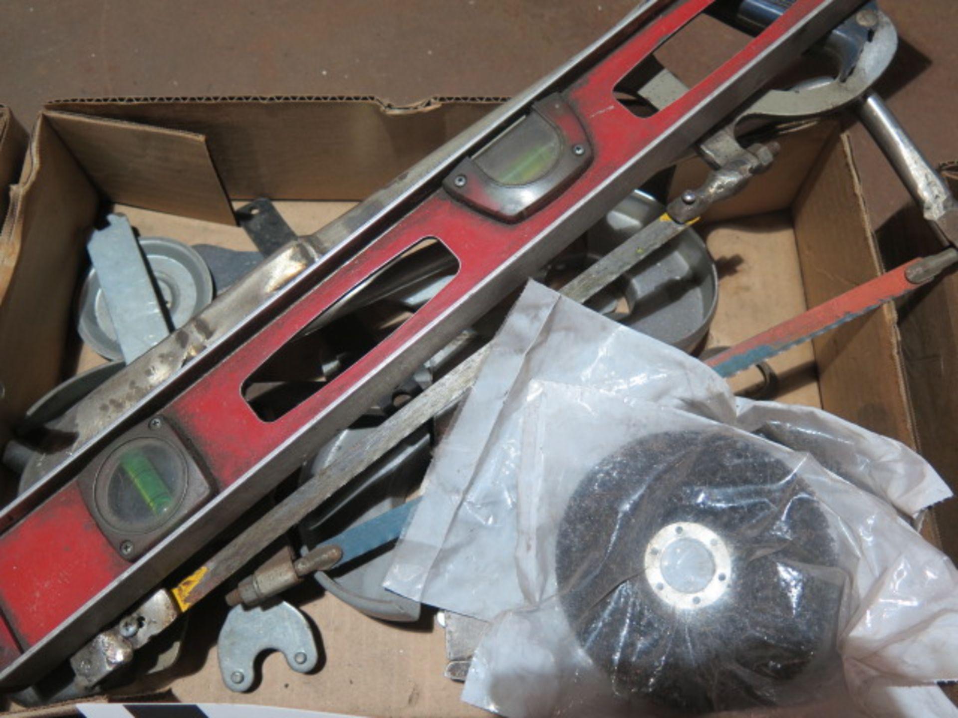 Lot 156 - Hand Tools
