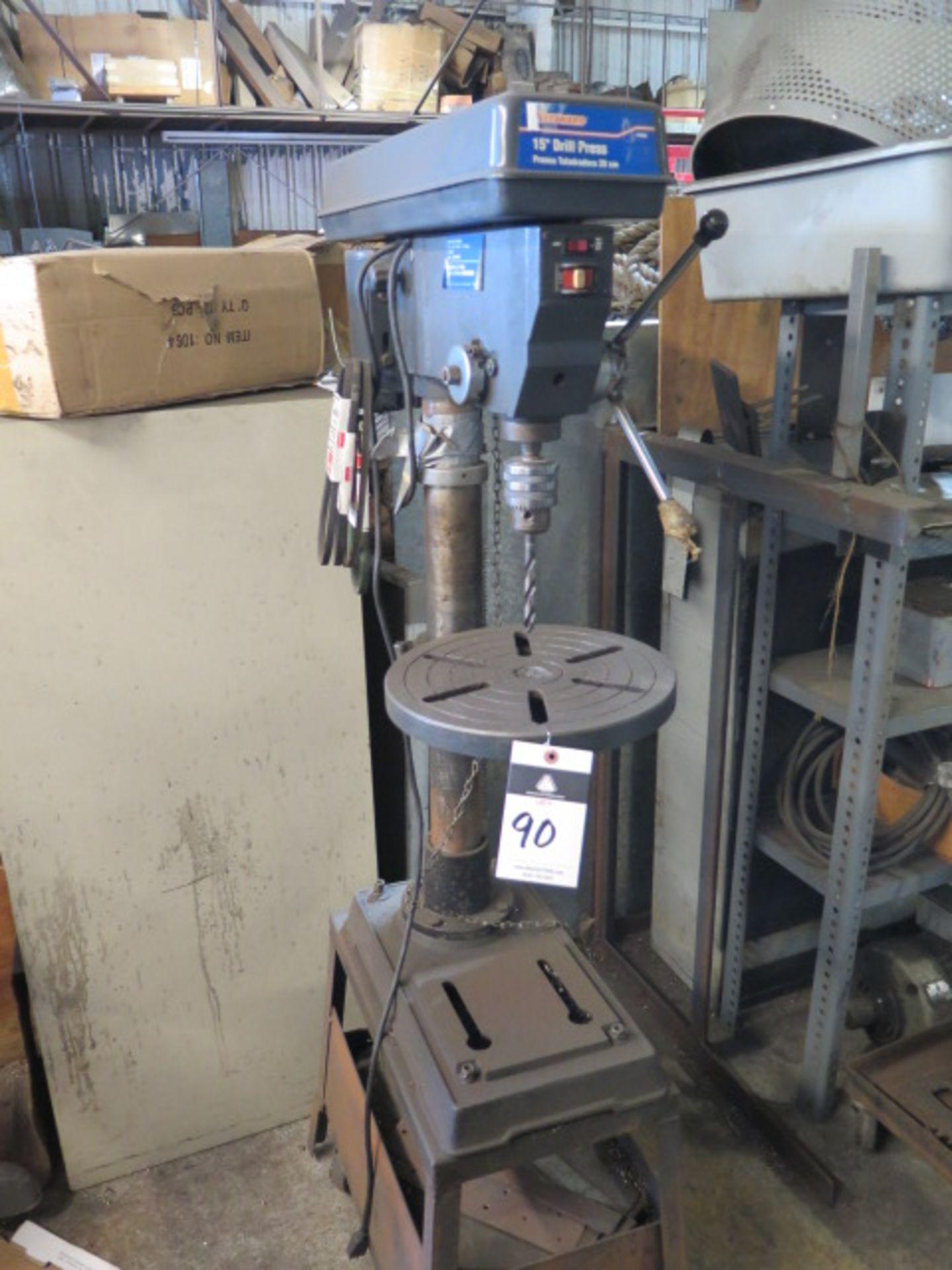 "Lot 90 - Westward 15"" Bench Model Drill Press"