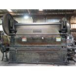 """Lot 131 - Cincinnati 90 Ton x 12' (Rater @ 10') Mechanical Press Brake s/n 23741 w/ 12' Bed Length, 8 ½"""""""