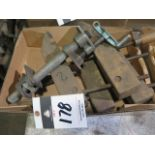 Lot 178 - Misc Clamps