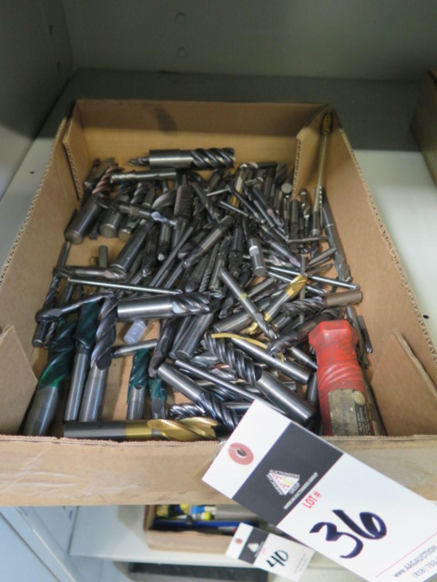 Lot 36 - Carbide Endmills