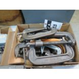 Lot 33 - C-Clamps