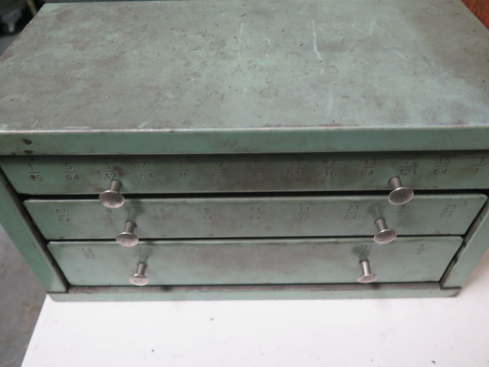 Lot 51 - Huot Drill and Tap Cabinets (3)