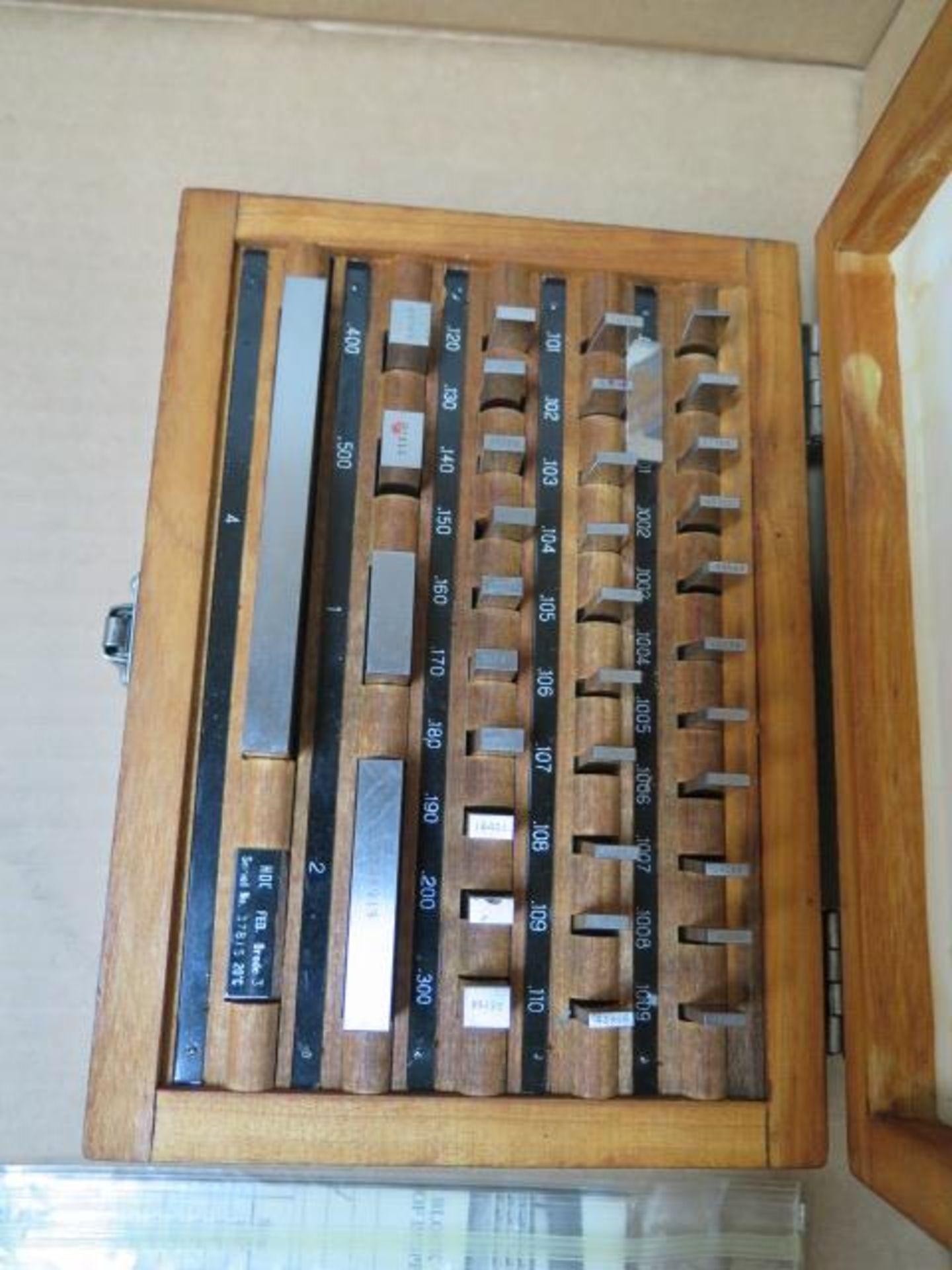 Lot 7 - Fowler Gage Block Set