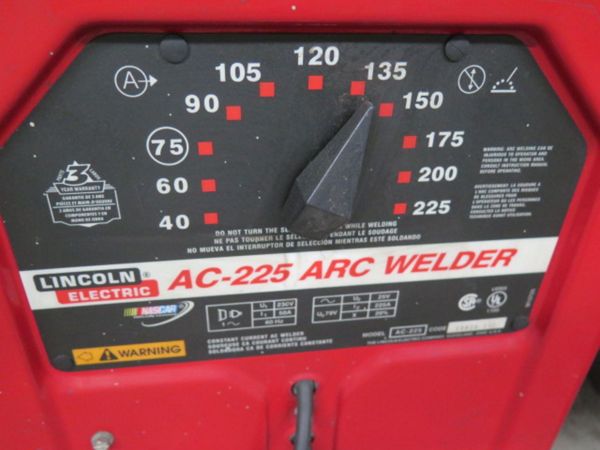 Lot 43 - Lincoln AC-225 Stick Welder