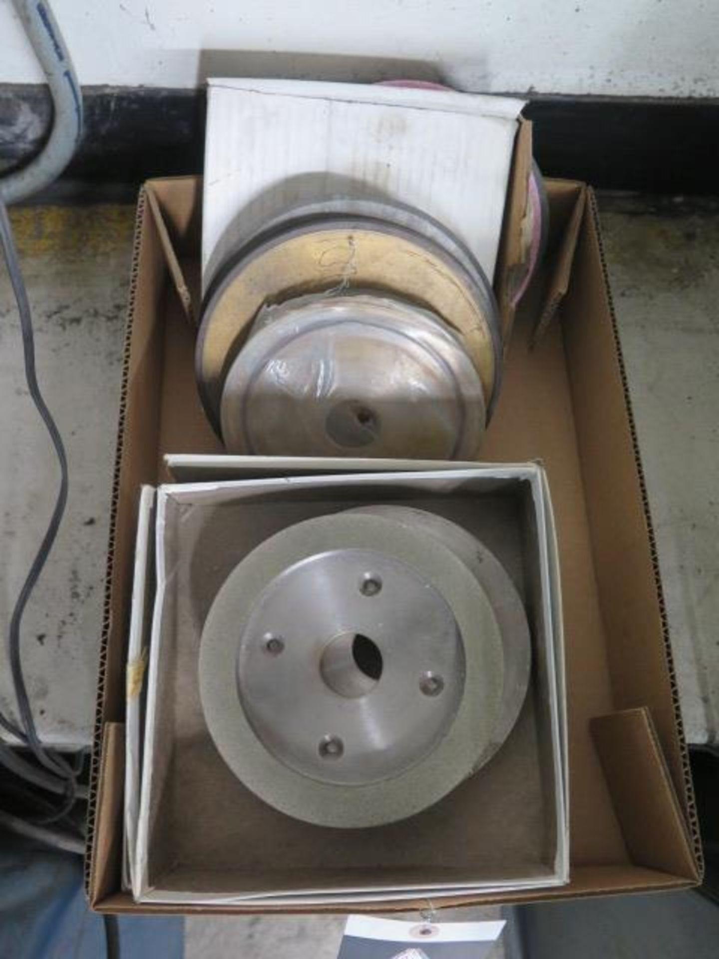 Lot 30 - Diamond Grinding Wheels