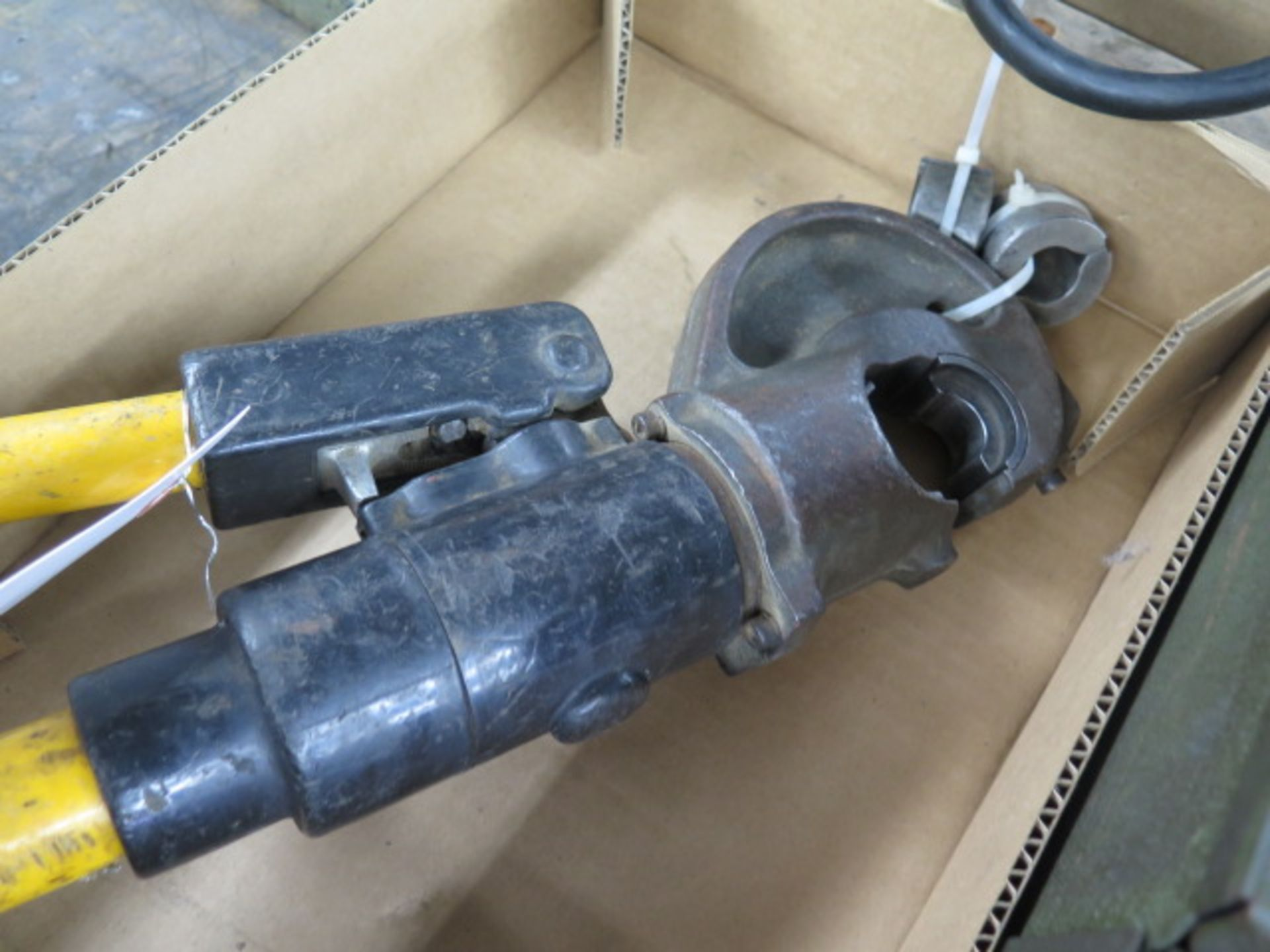 Lot 36 - Burndy Krimping Tool