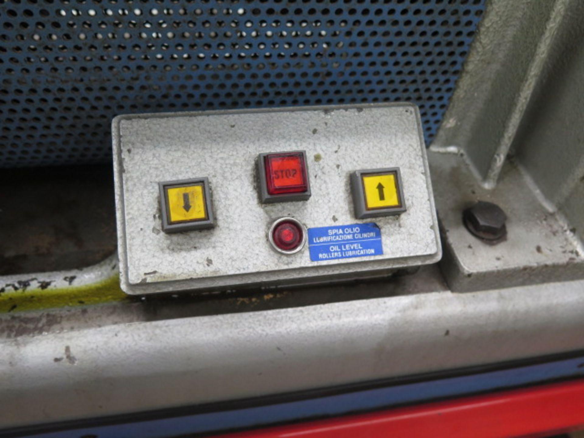 """F.LLi Cavallin mdl. MG20 8"""" Rolling Mill w/ Water Cooled Rolls - Image 6 of 9"""