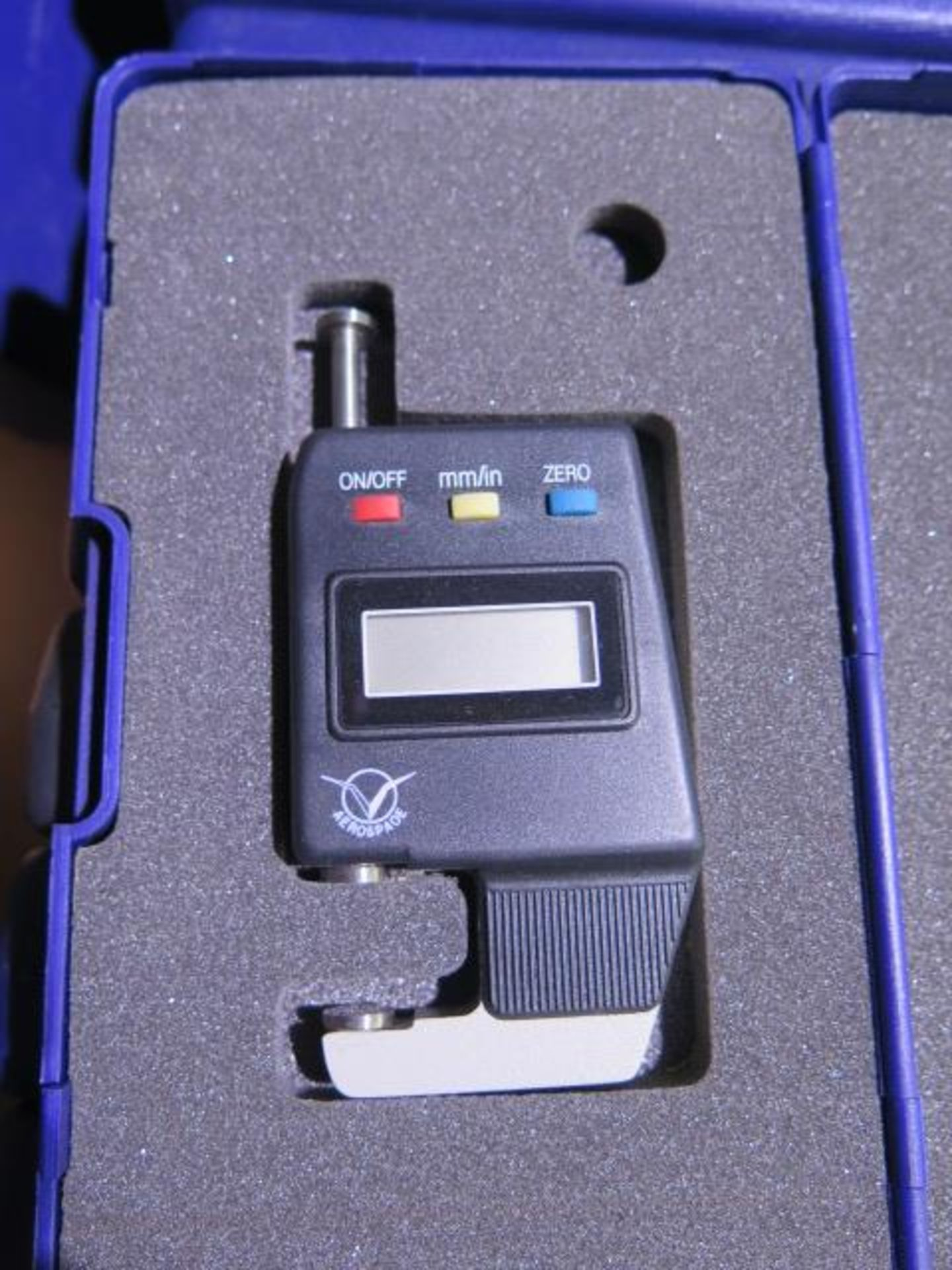 """Lot 1 - 1/2"""" (15mm) Digital Thickness Gages (12)"""