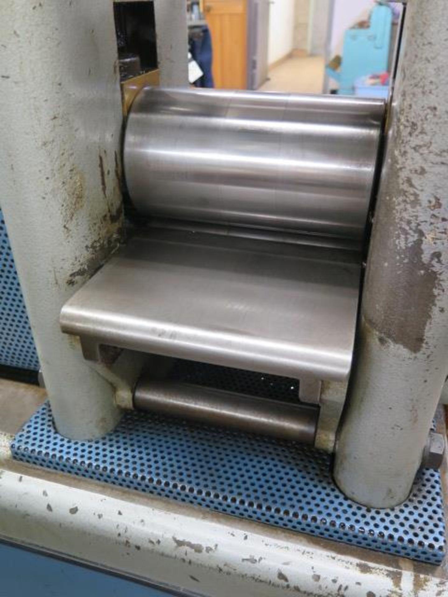 """F.LLi Cavallin mdl. MG20 8"""" Rolling Mill w/ Water Cooled Rolls - Image 9 of 9"""