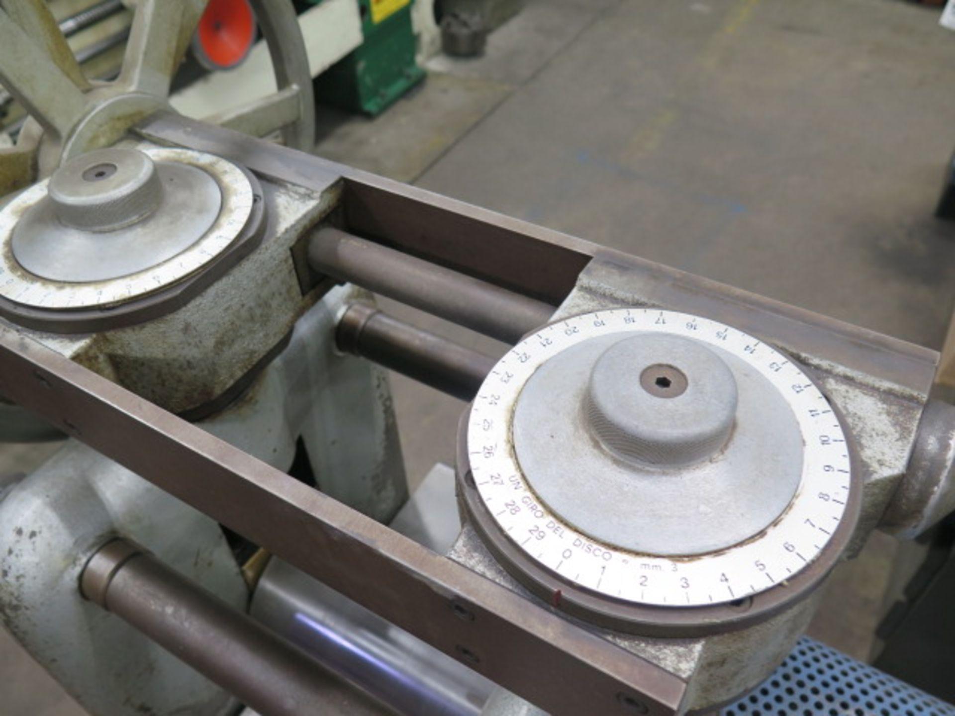 """F.LLi Cavallin mdl. MG20 8"""" Rolling Mill w/ Water Cooled Rolls - Image 7 of 9"""
