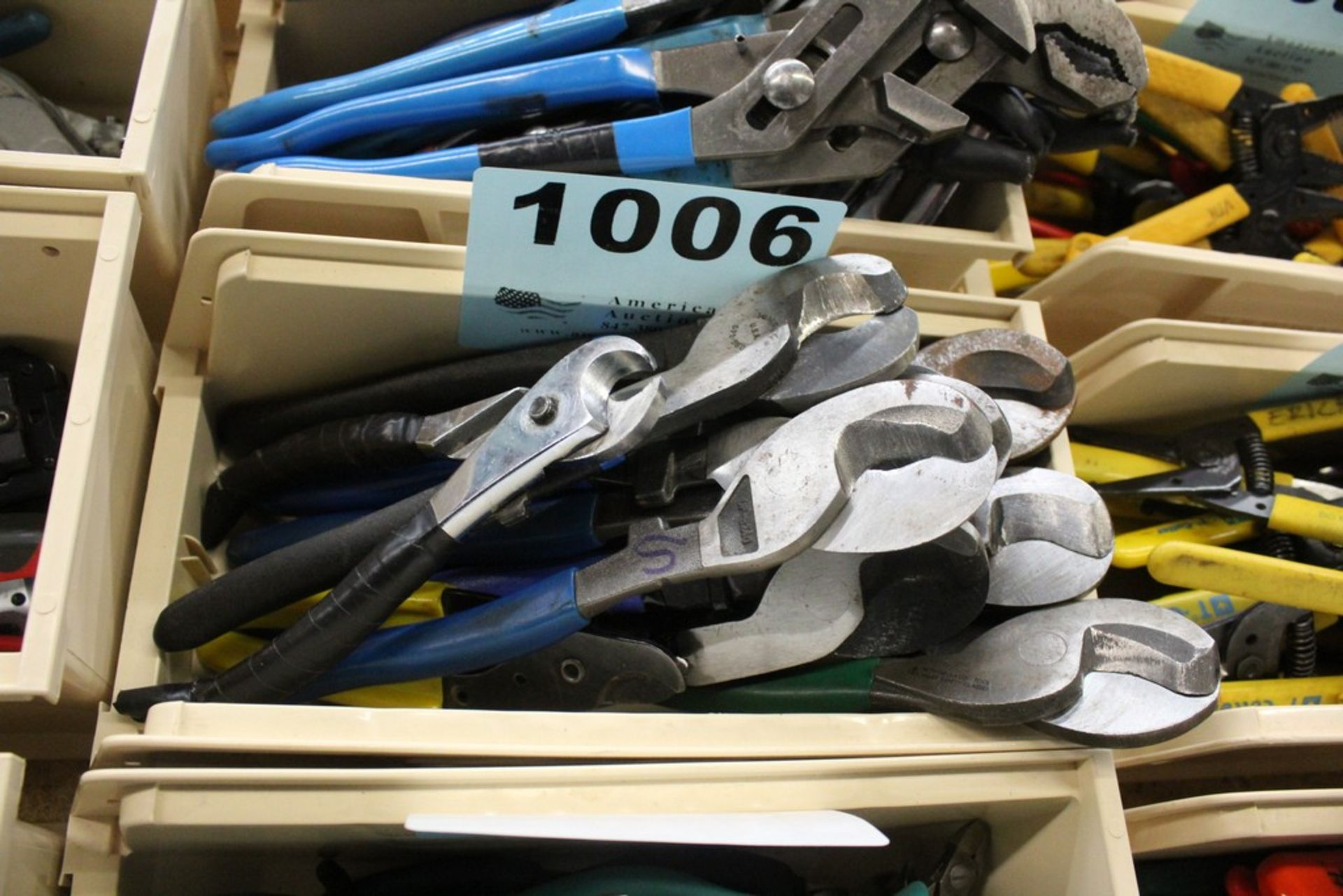 Lot 1006 - (10) CABLE CUTTERS