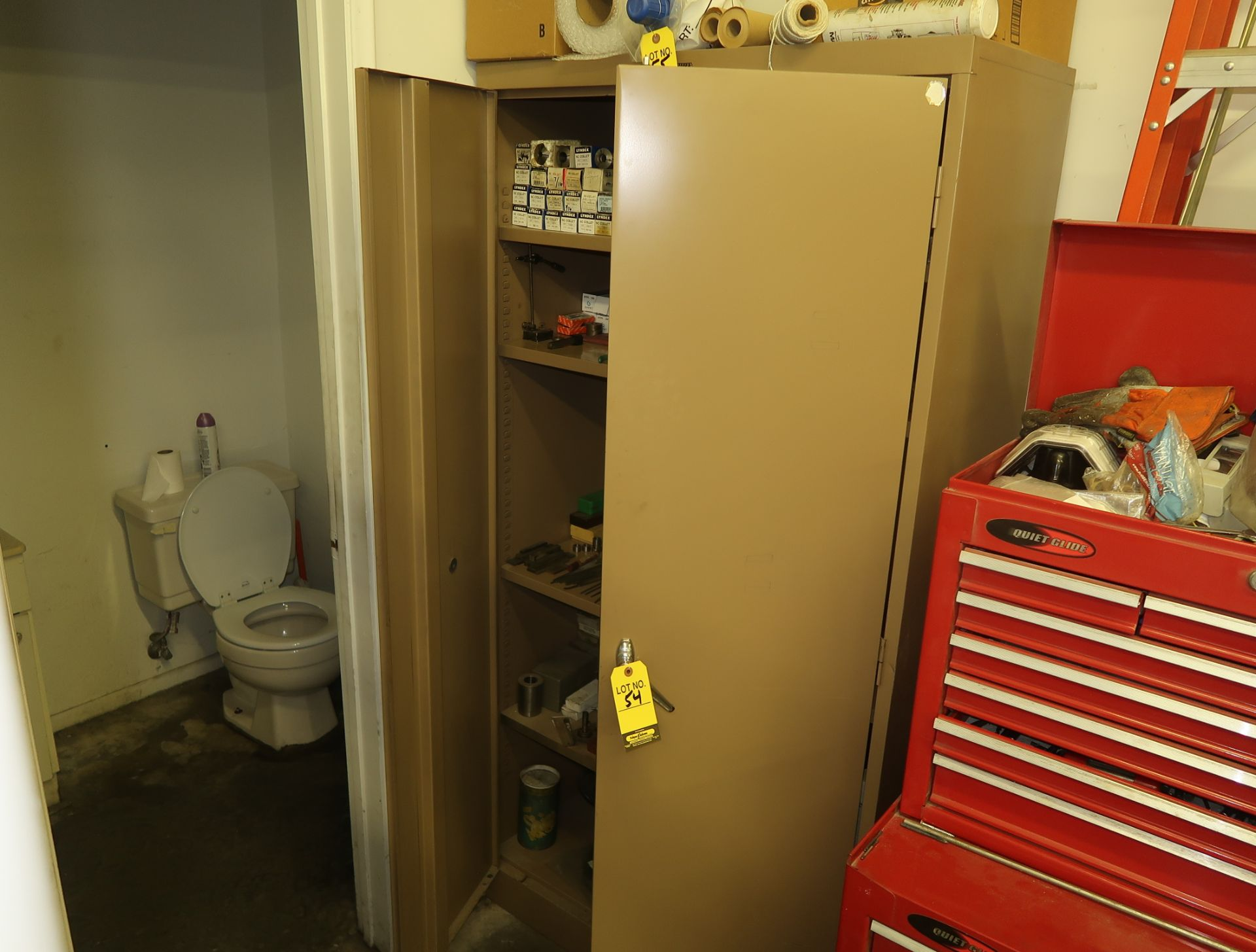 Lot 54 - SUPPLY CABINET (NO CONTENTS)