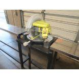 RYOBI MITRE SAW CHOP W/ TABLE STAND MDL. T51345L