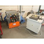 2017 COMAC NC SECTIONAL ROLL BENDER W/ CONTROL PANEL MDL. 304CN3.1V SN. 3040262