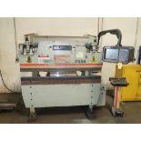 ACCURPRESS 60TON X 6' CNC PRESS BRAKE MDL. 7606 SN. 3247